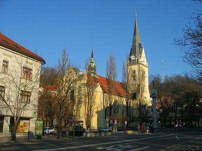 župnijska cerkev sv. Jakoba