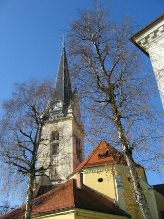 šentajkobski zvonik je najvišji v Ljubljani